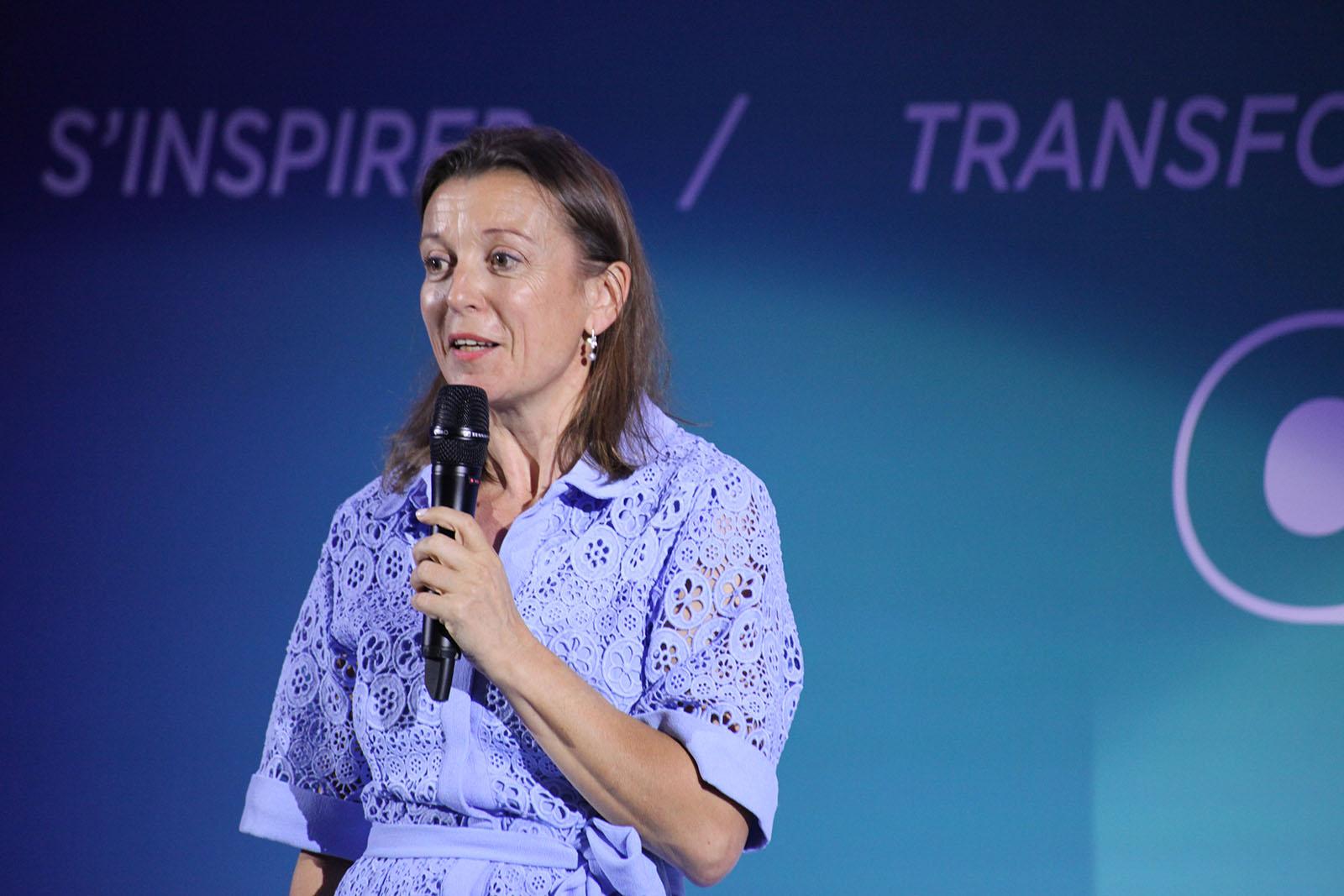 Anne-Catherine Péchinot, Directeur Général de Rentacar